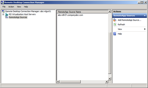 Windows Server 2008 R2 : Deploying Remote Desktop Services