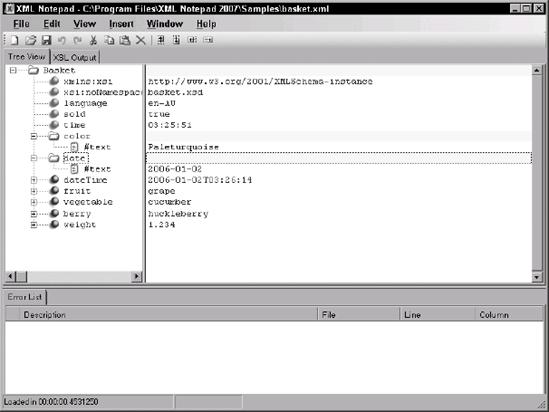 Windows Server 2008 Server Core : Viewing XML Files Using