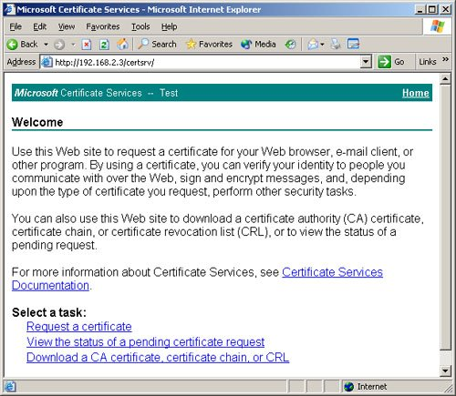 Certificate template unavailable for web enrollment image publish certificate template web enrollment gallery certificate windows server 2003 creating and managing digital certificates the yadclub Image collections