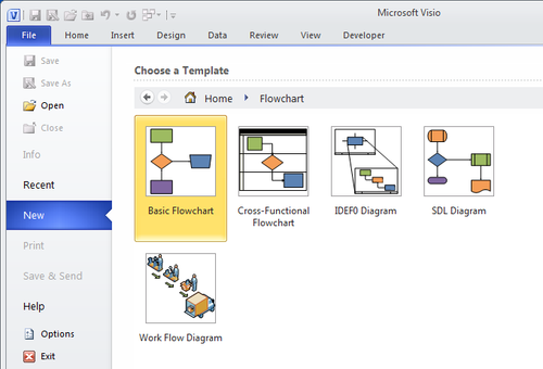 microsoft visio 2010 installer