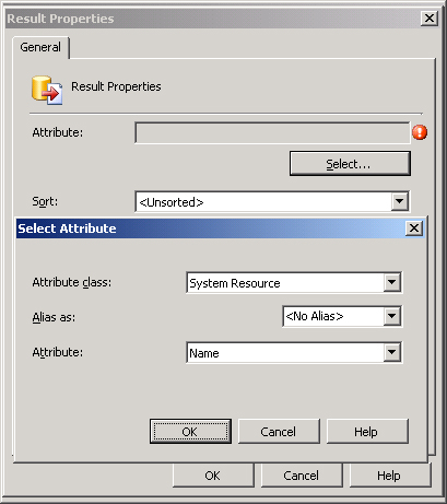 System Center Configuration Manager 2007 : Creating Queries (part 2