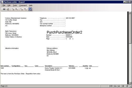 Microsoft Dynamics AX 2009 : Processing Business Tasks