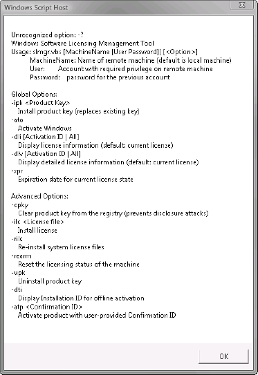 Managing Windows Licensing and Activation : Managing Volume
